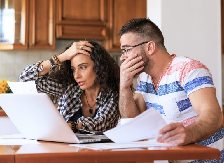 Lån med sämre villkor kan resultera i en obehaglig chock när räkningarna kommer